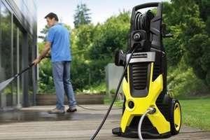 מכונות שטיפה בלחץ מים של חברת Karcher תוצרת גרמניה