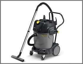 שואבי אבק תעשייתים